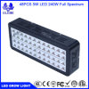 LED Grow Light Bulb, Lampat Grow Plant Light for Hydropoics Greenhouse Organic 240W 3-Band