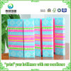 2017 Colorful Printing Gate Folded Cahier / Notebook