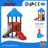 Used Plastic Slide Playground for Sale/Outdoor Soft Playground Set
