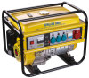 Taizhou Professional Gasoline Generator Three Phase Portable for Generatorsv 5kw Key