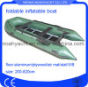 PVC or Hypalon Inflatable Fishing Boat for Sale
