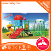 Galvanized Steel Sponge Plastic Playground Material Outdoor Playground