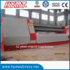 W11H-30X4000 High quanlity 3 rollers Automatic plate bending rolling machine