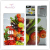 Aluminium Wall Deco Sticker, Kitchen Backsplash Anti-Spill Greaseproof Sticker