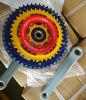 Chain Wheel Crank Hc-045
