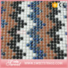 Wholesale 24X40cm Fashion Hot Fix Applique Resin Crystal Sheet