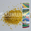 Outdoor Carpet Tile Plastic Granules EPD Rubber Flooring