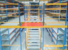 Warehouse Multi-Level Mezzanine Floor Racking