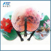 Foldable Chinese Oriental Floral Paper Hand Fans