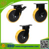 Black Bracket Caster Wheels