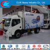 China Famous Brand Dongfeng Refrigerator Cooling Van for Sale