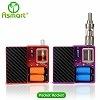 More Fashionable Asmart Pocket Rocket Box Mod with OLED Vs Billet Box Without OLED
