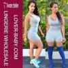 Jumpsuit&Romper Trousers Sport Yoga Tracksuit (L55204-2)