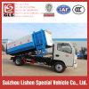 Crane Bucket Dump Truck Garbage Truck 5 Tons Refuse Vehicle
