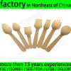 11cm 110mm Disposable Wooden Coffee Spoon
