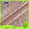 Nylon and Lycra Spandex Jacquard Lace Net Fabric (JNE3136)