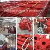 Galvanized Steel Construction Adjustable Scaffolding