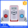 High Quality Wireless Panic Button Alarms System with Two Call Buttons Hx-D9-3055j