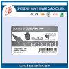 Social Intercourse Plastic PVC Visiting Card/Business Card Cheap