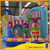 Factory Price Clown Combo Inflatable Bouncer with Slide (AQ01623)