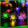 7m 50LEDs Sunflower Blossom Decorative Lights Waterproof Garden Outdoor Party Wedding Christmas Solar LED String Light