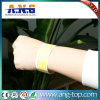 Adjustable Waterproof RFID Paper Tyvek Wristbands for Concerts