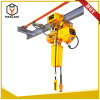 Newest 2016 Hydraulic Scissor Lift / Table with Trailer for Cargo Lifting Electric Motor