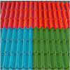 Ge Lexan Clear Building Materials Corrugated Color Coated Roofing Sheet