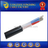 200c Multi Core Silicone Rubber Insulated Stainless Steel Shield Cable