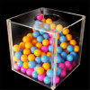Countertop Clear Acrylic Ballot Box