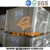 High Quality Compressed Triplex Board Paper with White Back