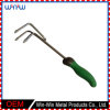 Customized Metal Tool Home Handy Plastic Handle Garden Rake