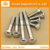 "Stainless Steel Factory Price Ss 316 1/2"" Square Head Bolt"