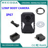 Night Vision 1296p HD GPS Body Worn Camera Recorder