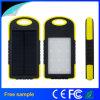 Mini Waterproof 5000mAh Solar Power Bank