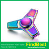 Fs024 Zinc Alloy Tri-Bar Fidget Spinner Hand Spinner with Low Price
