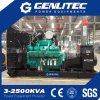 Open Design 800kw/1000kVA Industrial Diesel Generator with Cummins Kta38-G5