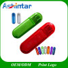 128g USB3.0 Plastic Pen Drive Transparent USB Flash Drive