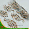 New Design Heat Transfer Adhesive Crystal Resin Rhinestone Mesh (YH-003)