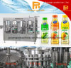 Complete Juice Rinsing Filling Capping Production Line Plant