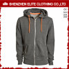 Wholesale Cheap Custom Design Blank Zip up Hoodies (ELTHI-10)