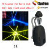 Multi-Angle 7r Scanner Rotating Beam Moving Effect Disco Light