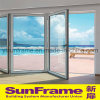 Luxury Aluminium Bi-Folding Door for Balcony