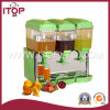Green Color Commercial Juice Dispenser (JD-1P/2P/3P)