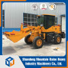 Ce Approved Articulated 1.0 Ton Mini Loader with High Quality