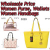 Wholesale 2014 Women's Purse, Handbags (HG-WM-0412)