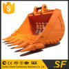 China Wholesale Sf Factory Ex600 Excavator Rock Skeleton Bucket, Sieve Bucket for Sale