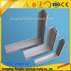 China Suppliers Anodized Aluminum Extrusion Frame for Solar Panel