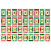 Duplicate Boards Sticker N/S/E/W/Dealer Sticker 1-32 Sets
