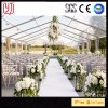 500 People Luxury Transparent Wedding Tent with Clear Roof for Sale Event Tent